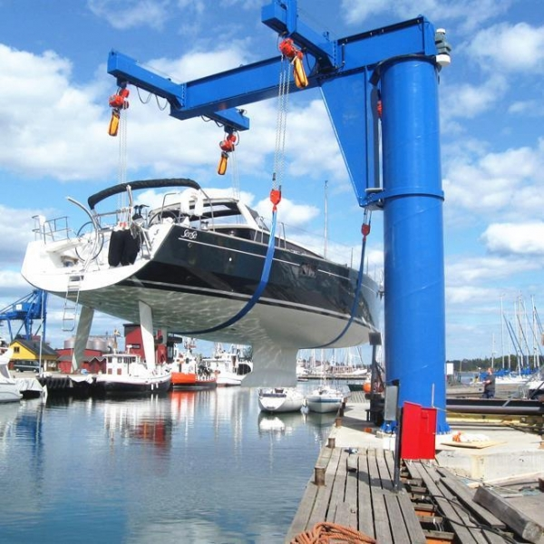 China Boat Hoist