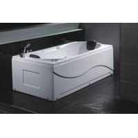 Buy cheap New Design Rectangle Bathtub with Seat for Hotel New Design Rectangle Bathtub with Seat for Hotel from wholesalers