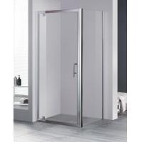 Buy cheap Small Square Framed Bathrooms Shower with Shower Tray from wholesalers