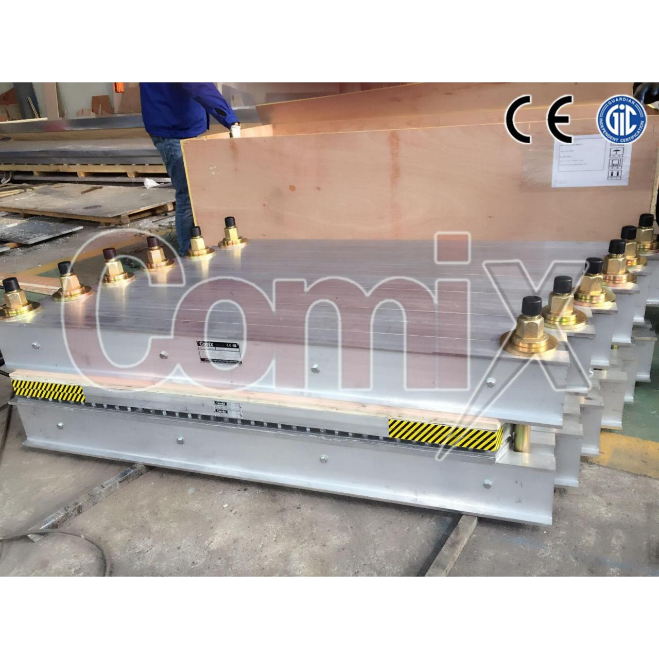 China CE Approve Mining Conveyor Belt Splicing Equipment for Rubber Belt Splicing and Vulcanization wholesale