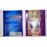 Buy cheap 3pcs wallet Nigeria Love Moments condom brands from wholesalers