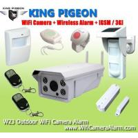 Buy cheap Wireless Outdoor WiFi Camera Alarm +GSM/3G from wholesalers