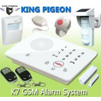 Buy cheap GSM Touch Keypad Alarm System from wholesalers