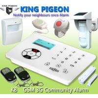 Buy cheap GSM 3G Community Alarm with Alert Neighbors once Alarm from wholesalers