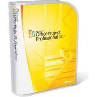 China Microsoft Office Project Professional 2007 SP2 Product Key on sale