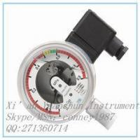 China customizable Manometer for sf6 Stainless steel gas pressure gauge manufacturer on sale