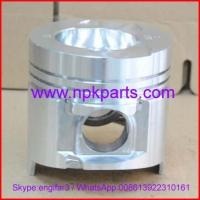 China Komatsu engine repair parts 4D95 engine piston with pin and clips 6202-32-2110 wholesale