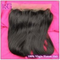 China 360 Frontal Premium Quality Virgin Hair Frontal Piece 5 Pieces/Pack Free Shipping on sale