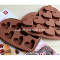 China Silicone Material for Making Ice Jelly Pudding Mold on sale