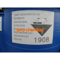 China Detergent Chemicals Sodium Chlorite Solution wholesale