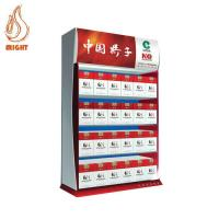 Buy cheap Display Stands Custom Cigarette Display For Sale with pusher system from wholesalers