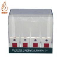 Buy cheap Display Stands Counter Cigarette Display With Pusher from wholesalers