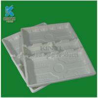 Buy cheap Made of Kinyi Recycled and compostable molded paper packaging from wholesalers