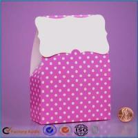 China Christmas Cute Gift Paper Bags Design wholesale