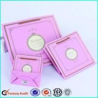 China Full Color Gift Paper Bags wholesale