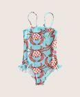 Quality Seagull Swimsuit With Crabs Print for sale