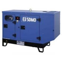 China DIESEL GENERATORS 16 KW MITSUBISHI Generator 20 KVA, Three phase, SDMO T16U IV Enclosed wholesale