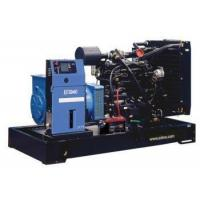 China DIESEL GENERATORS 200 KVA JOHN DEERE Generator 160 KW, Three phase, SDMO J200K II Open wholesale