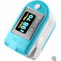 China FL-50B Fingertip Pulse Oximeter & Pedometer with Bluetooth & Carry Case on sale