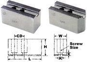 Buy cheap 3mm X 60 SERRATED CHUCK JAWS from wholesalers