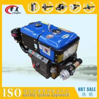 Buy cheap ZR195ND diesel engine /12hp condensing and electric start diesel engine from wholesalers