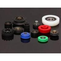 Buy cheap plastic pulley High Quality Plastic Pulley Ball Bearing from wholesalers