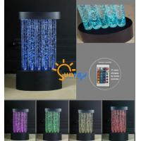 LED Tabletop OVAL bubble column