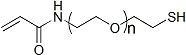 Quality ACA-PEG-SH ; Acrylamide-PEG-Thiol for sale