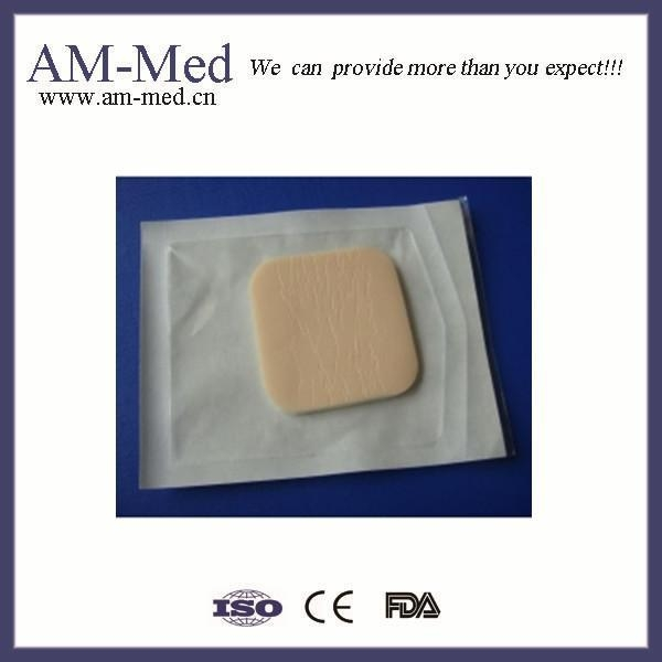 Quality Wound Dressing Foam Wound Dressing for sale