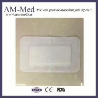 China Wound Dressing Adhesive Non-Woven Wound Dressing wholesale