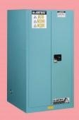 Quality Justrite Corrosive Safety Cabinet - Steel Standard 2-Door Self Closing for sale