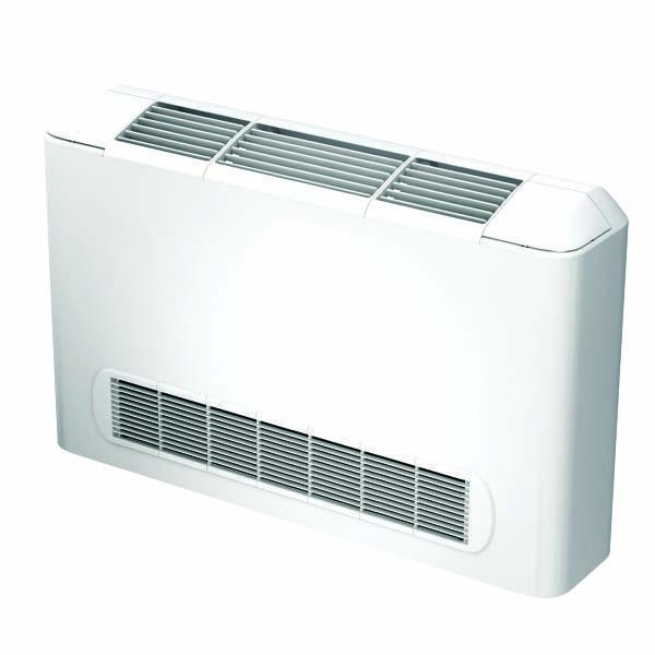Quality Fan coil Floor-standing with curved diffuser for sale