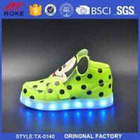 China 2017 New Design High Quality Kids Led Shoes for Wholesale Kids Ligh Up Shoes wholesale