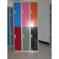 China New Style KD Structure Customized Six Door Clothes Locker Manufacturer Produce wholesale