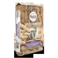 China Shop Dogs Wild Frontier Adult Dry Dog Food Woodland Trail Recipe Grain Free Venison Meal wholesale