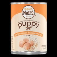 Buy cheap Shop Dogs Puppy Wet Dog food Tender Chicken & Oatmeal Recipe from wholesalers