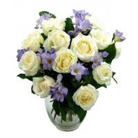 China Mother's Day Flowers Amethyst Bouquet wholesale