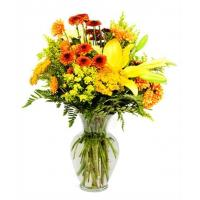 Get Well Flowers Indian Summer Guernsey Flowers By Post 28.50 24.50 Indian Summer
