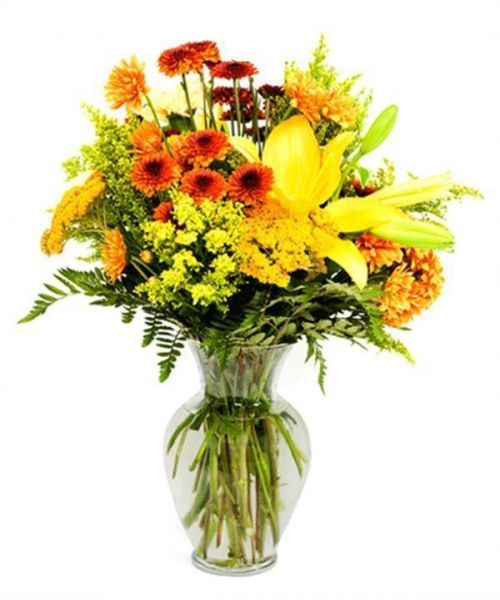Quality Get Well Flowers Indian Summer Guernsey Flowers By Post 28.50 24.50 Indian Summer for sale