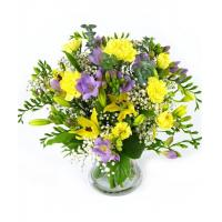 China Get Well Flowers Freesia & Lily Luxury Scented Flowers 37.95 34.95 Freesia & Lily wholesale