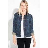China Unisex faded Denim Jacket/Dark Blue Denim jacket, wholesale