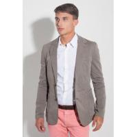 Buy cheap Office Mens Canvas Jacket/ Stone wash denim jacket from wholesalers