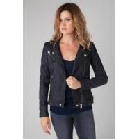 Women's leather jacket /100% lamb leather jacket black jacket