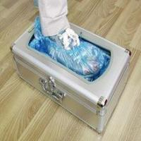 China Plastic/Polyethylene/Poly/HDPE/LDPE/CPE/PP+PE/PE Disposable Shoe Cover, Disposable ... wholesale
