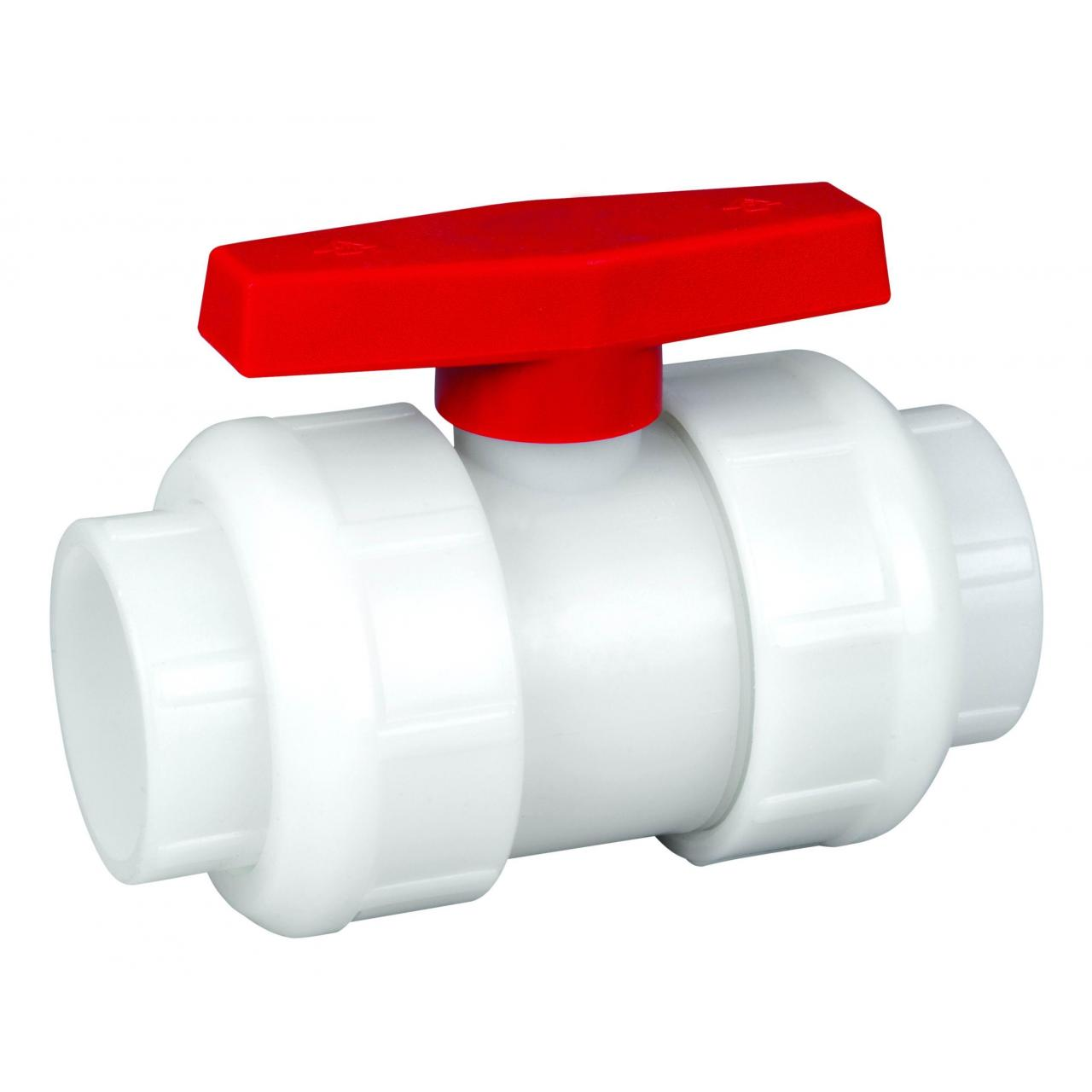 China Plastic Socket Ball Valve on sale