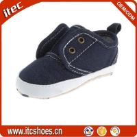 China Fashion Accessories Best selling Not lace-up soft infant slip on baby shoe wholesale
