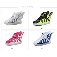 China Wholesale kids LED shoes cool light up shoes for boys&girls OEM&ODM&dropshipping service on sale