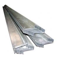 Buy cheap Quality Galvanised Metal Building Purlins C Section Steel And House Steel structure Fabrication from wholesalers