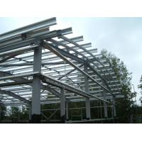 Buy cheap Galvanized Steel Frames For Steel Structure Buildings from wholesalers