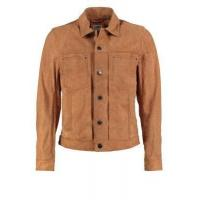 Buy cheap Leather Jacket Men's Leather Jackets With Button Closed from wholesalers